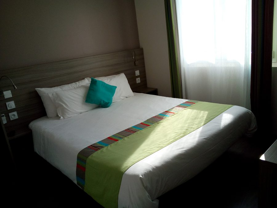 Hotel room in Canet plage