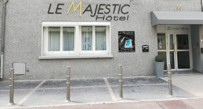 Hotel Le Majestic in Canet Plage