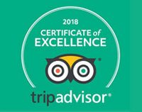 Certificate of Excellence TripAdvisor