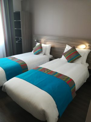 Rooms 2 Beds Hotel Canet