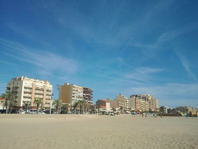 Beachfront Canet-Plage