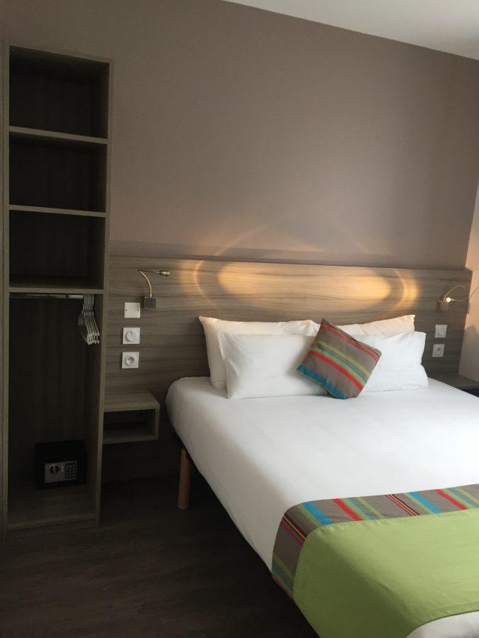Double bedroom Canet-en-Roussillon